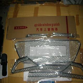 Hyundai i20 elite front grill chrome plated 5pcs