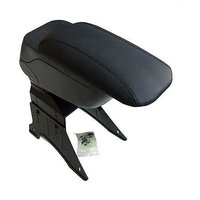 New Universal Car Centrer Console Arm Rest / Hand Rest in Black Color
