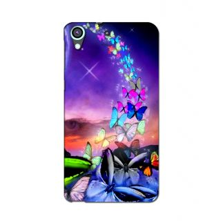 Instyler Digital Printed 3D Back Cover For Htc 626 3Dhtc626Tmc-11559
