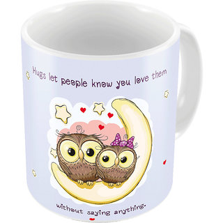 Little India Romantic Design Printed Coffee Mug 782