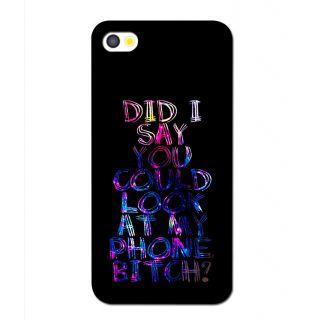 Instyler Digital Printed 3D Back Cover For Apple I Phone 4S 3Dip4STmc-11966