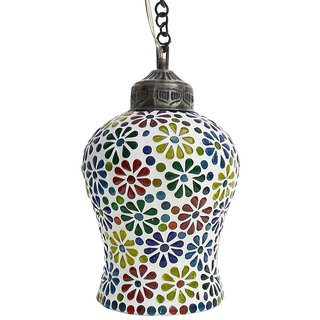 Mosaic Glass Hanging Lamp(ML-144)