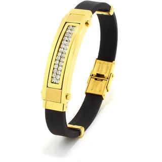 Saizen Bracelet BR94 Series 1 Collection 22K Yellow Gold