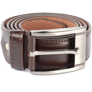 Easies Brown Belt For Men -EBC-B32 STNDRD BRW(2)