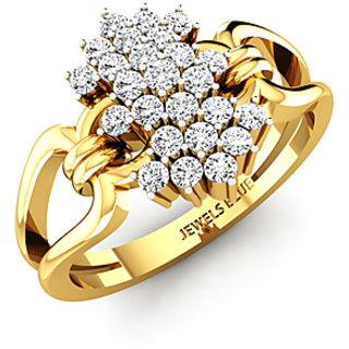 The Nidhipani Diamond Ring