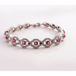 92.5 Sterling Silver Bracelet for Women