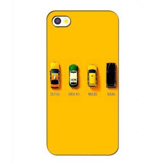 instyler DIGITAL PRINTED 3D BACK COVER FOR APPLE I PHONE 5S