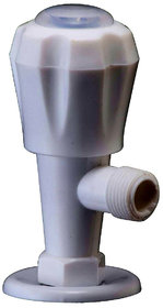 Angle Valve Tap Water Efficient (Pvc)