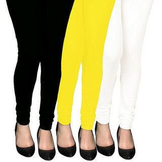COCAKART - Legging Black Lemon White