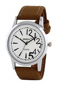DCH IN-1 White Dial Analog Watch For Men