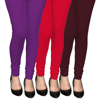 COCAKART - Legging Violet Red Wine
