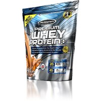 Muscle Tech 100 Premium Whey Plus, Deluxe Chocolate, 5