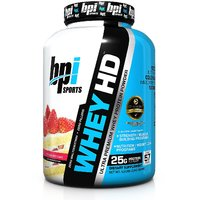 Bpi Sport Whey Hd, Strawberry Cake, 4.75 Lbs