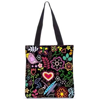 Brand New Snoogg Tote Bag LPC-4187-TOTE-BAG