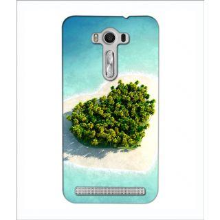 Instyler Digital Printed 3D Back Cover For Asus Zen Fone 2 Lazer Ze 550 Kl 3DASUSZE550KLTMC-11294