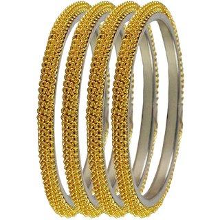 Golden Gold Platted  Brass Gokharoo