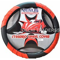 Car N BR Leatherette Grip S Steering Cover ALTO, 800, ALTO K10, XING,Kwid
