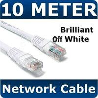 10m Metre Ethernet CAT 5e RJ45 Network LAN Patch Cable