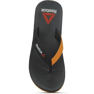 7e31c94c76fbc9 Buy Reebok Men S Adventure Flip Grey Flip Flops Online   ₹999 from ...