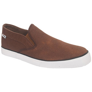 Fila Avenzo Men'S Brown Slip On Sneakers Shoes