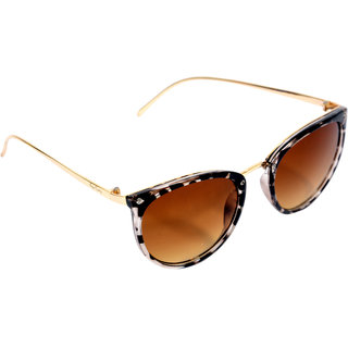 Eye Candy Cat Eye Sunglasses (Black)-ME-7781-CE425