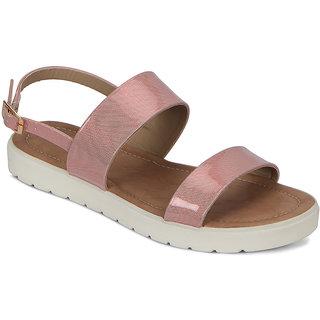 Flora Women's Pink Sandals