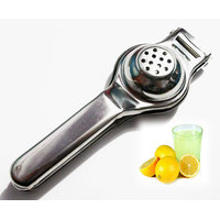 Stainless Steel Lemon Squeezer With Bottle Opener