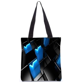 Brand New Snoogg Tote Bag LPC-7396-TOTE-BAG