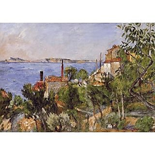 The Museum Outlet - Landscape, 1876 - Poster Print Online Buy (24 X 32 Inch)