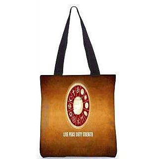 Brand New Snoogg Tote Bag LPC-5866-TOTE-BAG