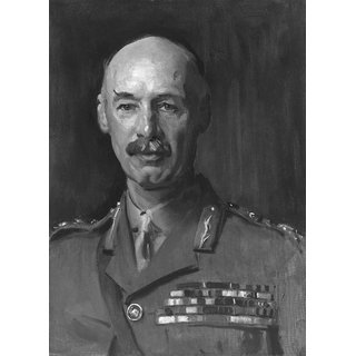 The Museum Outlet - Henry Seymour Rawlinson, 1st Baron Rawlinson of Trent by John Singer Sargent - Poster Print Online Buy (24 X 32 Inch)