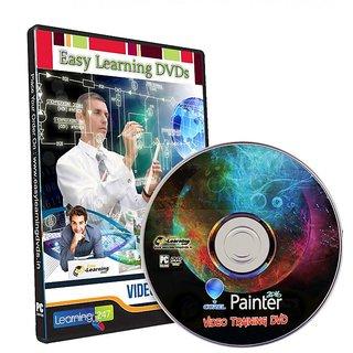 Learn Corel Painter 2016 Video Training Tutorial DVD