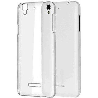Soft Case TPU Transparent Back Cover For Micromax Yureka