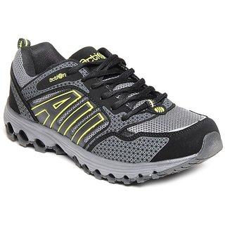 Action Men'S Green Sport Shoes