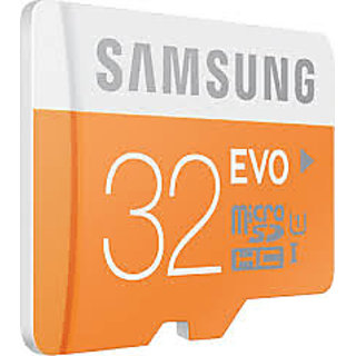 Samsung 32GB MicroSDHC EVO Class 10