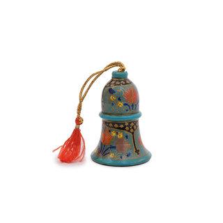Creative Crafts  HANGING BELL Paper Mache Home Decorative Handicraft Gift