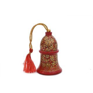 Creative Crafts  HANGING BELL Paper Mache Home Decorative Handicraft Gift