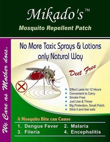 Mikado's Mosquito Patch