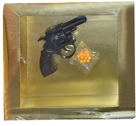 Takson Revolver Gun Toy With 100 Bb Shots