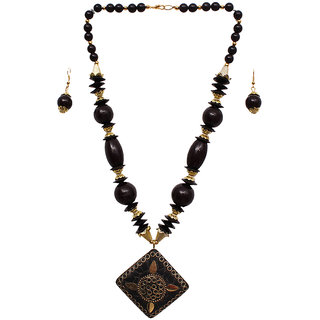 New CreationBlack Necklace