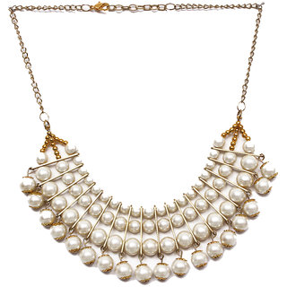 New Creation Pearl Necklace