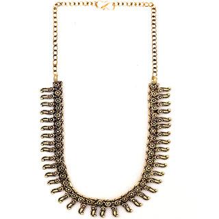 New Creation Chokar Germen Golden Necklace