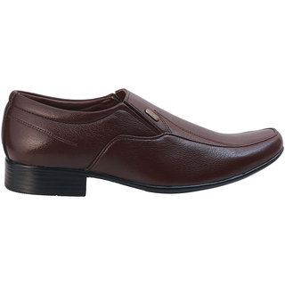 bb67169fbc0 Buy Action-Dotcom Men S Wine Formal Shoes Online   ₹999 from ShopClues