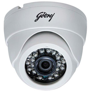 Dome Camera - Godrej Seethru IR Indoor Mini Dome AHD 720P Camera