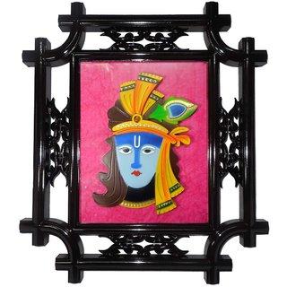 Club 2 Sree Krishna wall hanging frame