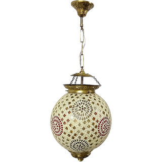 Fos Lighting Chandni Tilak Big Hanging Light