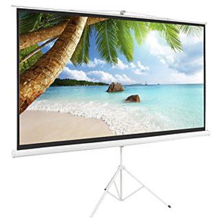Delta K Series Tripod Projector Screen Size 5 Feet X 7 Feet A++++