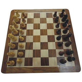 ikashan  Wooden Chess Board nnn