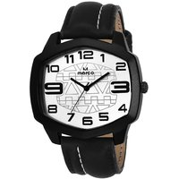 MARCO White Analog Watch For Men - 98265281