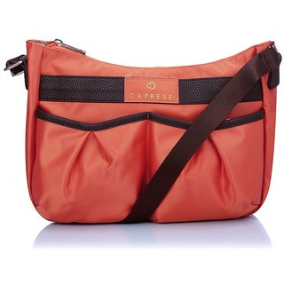 Caprese Bombi Sling Medium Peach-Brown